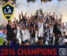 Los Angeles Galaxy, campeão MLS 2014