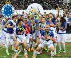 Cruzeiro campeão 2014