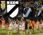 Danubio FC, campeão da primeira divisão do futebol do Uruguai 2013-2014