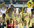 Club América, campeão do Apertura México 2014