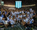 Racing Club de Avellaneda, campeão do Torneo de Transición 2014 na Argentina