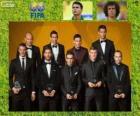 FIFA / FIFPro World XI 2014