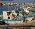 Barcos dos pescadores
