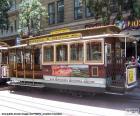 Carruagem de cabos São Francisco