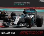 Rosberg G.P. Malásia 2015