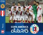 Peru Copa América 2015