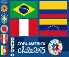 Grupo C, Copa América de 2015