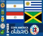 Grupo B, Copa América 2015