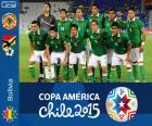 Seleção da Bolívia, Grupo A da Copa América Chile 2015