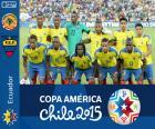 Equador Copa América 2015