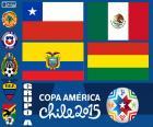 Grupo A, Copa América de 2015