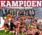 PSV Eindhoven campeão 2014-2015
