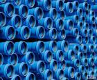 Tubos de PVC de pressão