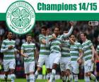 Celtic FC campeão 2014-2015