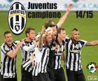 Juventus campeão 2014-20015