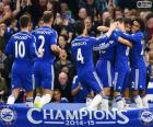 Chelsea FC campeão 2014-15