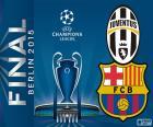 Final da Champions League 14-15