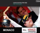 Rosberg G.P. Mónaco 2015