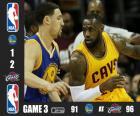 NBA Finals 2015, Jogo 3