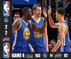 NBA Finals 15, Jogo 4