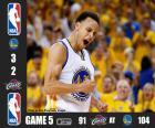 NBA Finals 2015, jogo 5