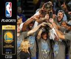 Warriors, campeões da NBA 2015