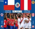 CHI - PER, Copa América 2015