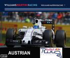 F. Massa, G.P Áustria 2015
