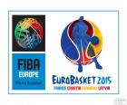 Logotipo do EuroBasket 2015