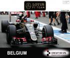 Romain Grosjean, GP Bélgica 2015