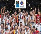 Espanha, EuroBasket 2015