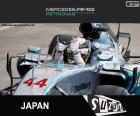 Hamilton G.P Japão 2015