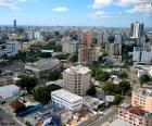 Santo Domingo é a capital da República Dominicana. Localizado nas margens do mar do Caribe