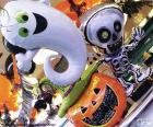 Balões Halloween
