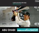 Rosberg G.P Abu Dhabi 2015
