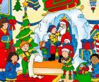 Natal de Caillou