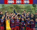 FC Barcelona, Copa FIFA 2015