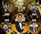 Bola de ouro FIFA 2015