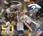 Broncos, campeão Super Bowl 2016