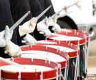 Vários tambores