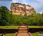 Rochedo de Sigiriya, Sri Lanka