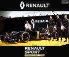 Equipe Renault Sport F1 2016