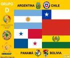 Grupo D, Copa América centenario