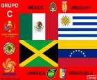 Grupo C, Copa América Centenario