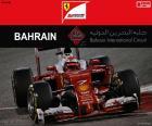 Kimi Räikkönen GP do Bahrein 2016