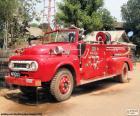 Caminhão de bombeiros, Birmânia