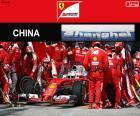 S.Vettel Grande Prêmio China 2016