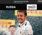 Rosberg, G.P da Rússia 2016