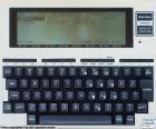 TRS-80 modelo 100 (1983)