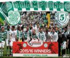Celtic FC campeão 2015-2016